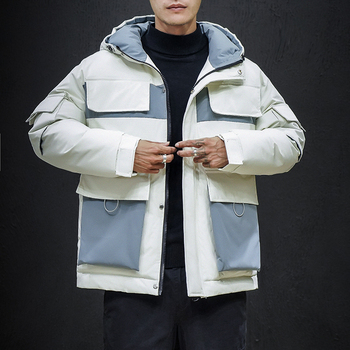 Men Winter Jackets And Coats Thicker Warm Parkas Hooded Casual Down Jackets High Quality Men Loose Outwear Down Jackets Size 5XL