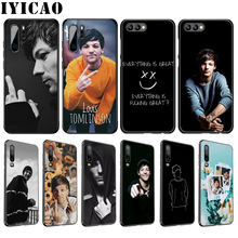 IYICAO Sänger Louis Tomlinson Weichen Fall für Huawei P30 P20 Pro P10 P8 P9 Lite Mini 2017 P Smart Z plus 2019 Abdeckung(China)