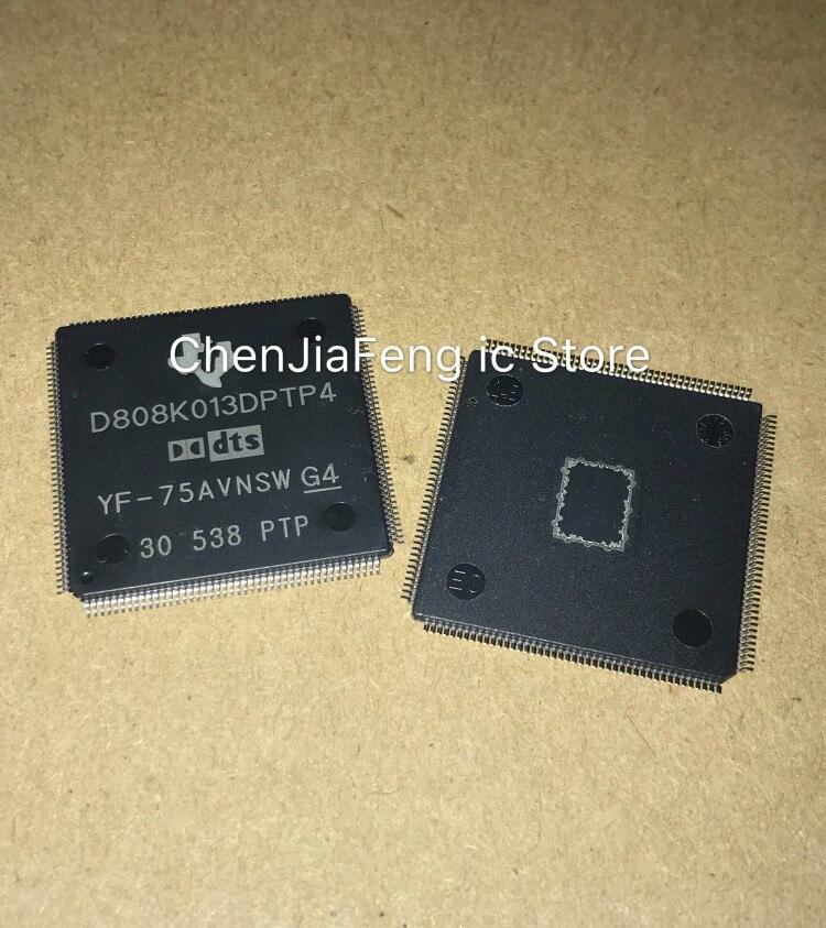 1PCS~5PCS/LOT  D808K013DPTP4  D808K013DPTP400  QFP  New Original
