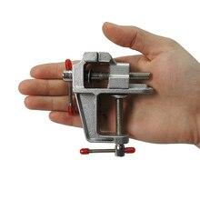 Aluminum Miniature Small Jewelers Hobby Clamp mini 8001 Tool Vice