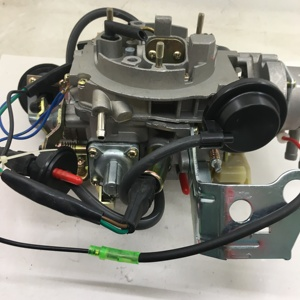 Image 5 - SherryBerg carby carburettor carb Carburetor Brand new OEM Carburettor FOR VW Golf mk2 Pierburg 2E2 Carb FOR VOLKSWAGEN AUDI 80