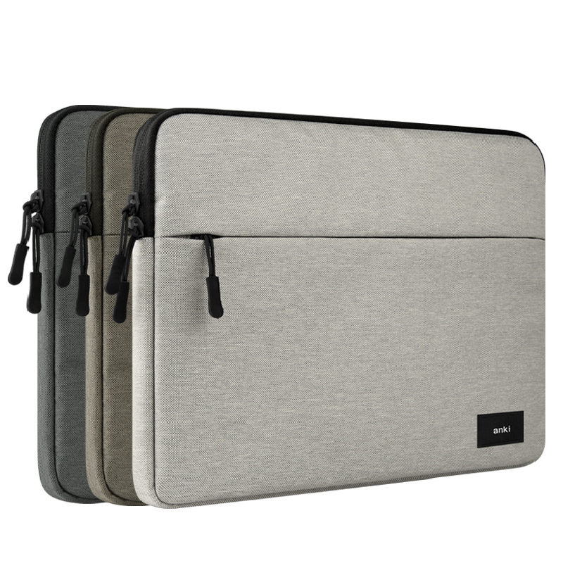 Image 2 - For Apple Macbook Pro 13 15  A1706 A1707 A1708 with touch bar Laptop Sleeve bag Case Zipper Liner Sleeve Bag for Macbook Air-in Laptop Bags & Cases from Computer & Office
