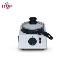 Itop 40 Вт миниатюрная электрическая машина для плавления шоколада