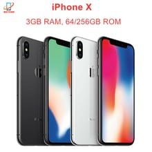 Apple iPhone X RAM 3GB ROM 64/256GB Face ID 4G LTE 5.8