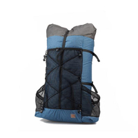 3F UL GEAR TUTOR 26L 38L Ultralight Waterproof Backpack Frameless Packs Outdoor Camping Hiking Backpack UHMWPE Bags