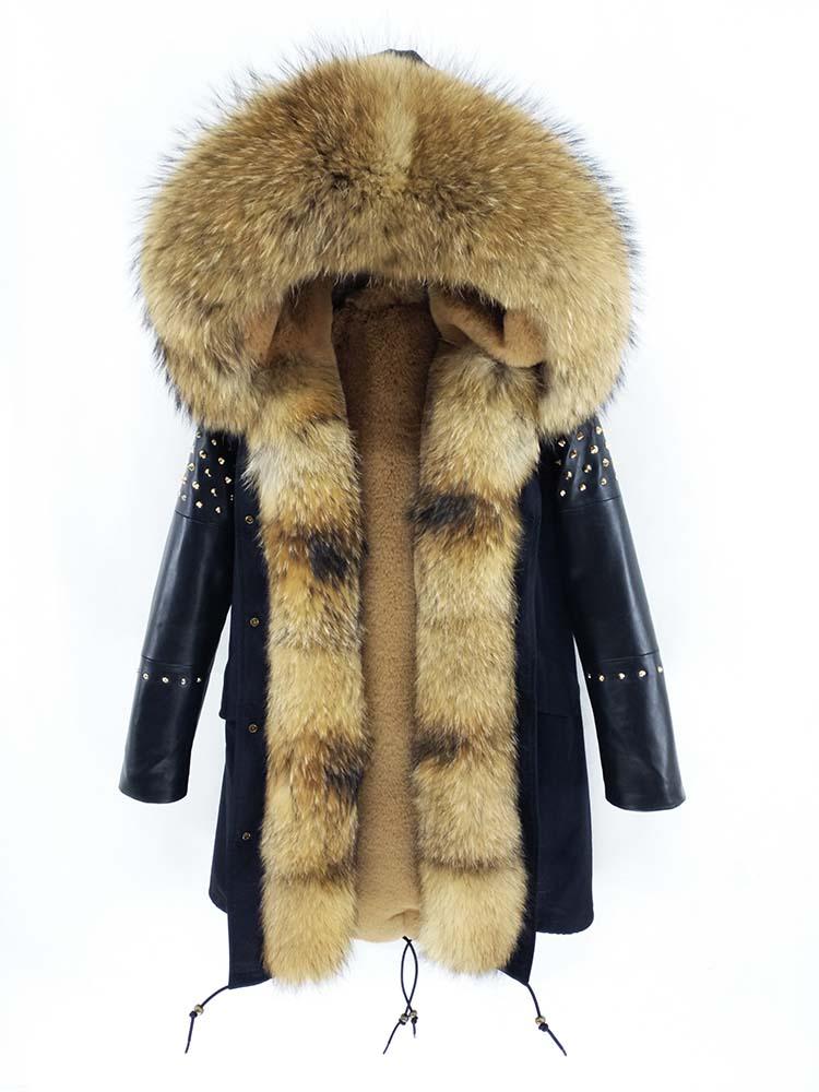 Parka Leather Week's OFTBUY 40