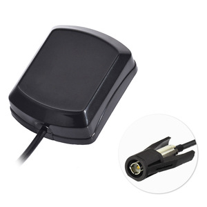 Image 2 - Superbat 1575.42MHz GPS Active Antenna WICLIC Plug Connector Aerial 3M Vehicles Car Tracking Navigation System Signal Booster