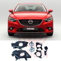 OEM Fog Lights Halogen Lamp Kit for Mazda 6 mazda6 2014 2015 2016