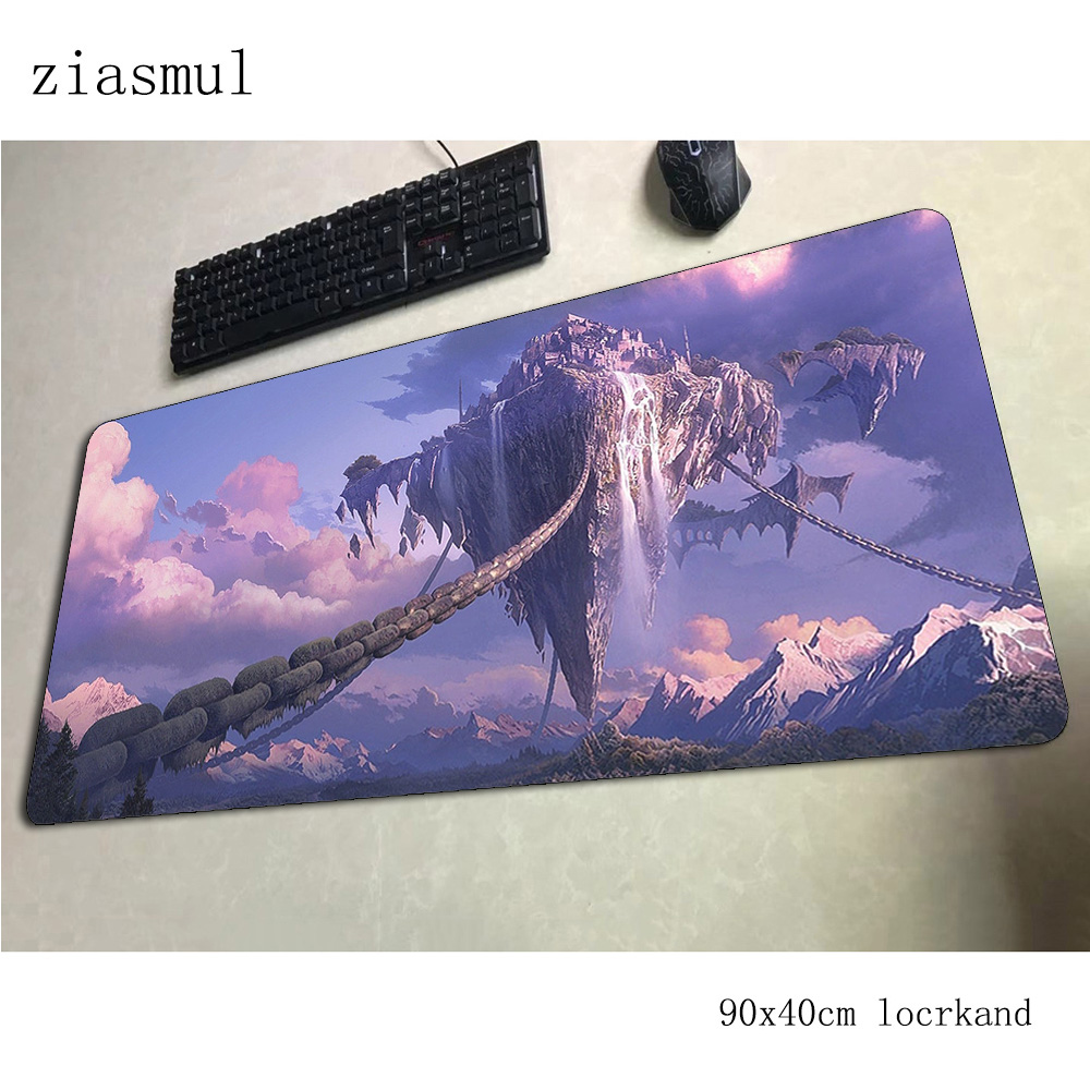 lineage 2 <font><b>padmouse</b></font> <font><b>900x400x3mm</b></font> gaming mousepad game Beautiful mouse pad gamer computer desk Domineering mat notbook mousemat pc image