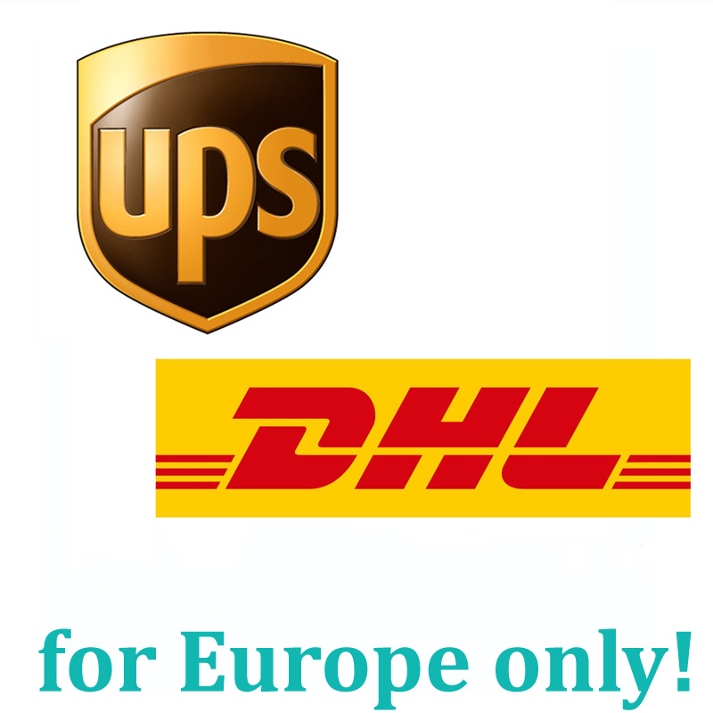 The link for Europe buyer to Pay extra fee by UPS or DHL 3KG seller take care of DUTY VAT for buyer|link - title=