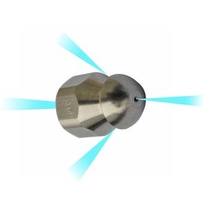 Image 5 - ท่อระบายน้ำทำความสะอาดหัวฉีดสแตนเลสสตีลG1/4 สำหรับเครื่องฉีดน้ำแรงดันสูง