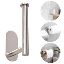 304 нержавеющая сталь без гвоздей настенный держатель для туалетной