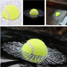 Забавный автомобильный Стайлинг, мяч, наклейка на кузов и окна автомобиля, 3D Автомобильные наклейки, самоклеящаяся бейсбольная наклейка «т...