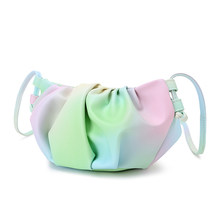 Summer Handbag Small Hobos Shoulder Bags for Women Crossbody Bag Ladies Clutch Purse Colorful Bolsa Feminina Sac a Main