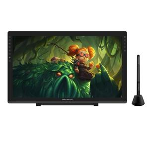 GAOMON PD2200 21,5 дюймовый графический планшет дисплей с Full HD 92% NTSC Gamut экран 8192 уровней без батареи ручка и функция наклона