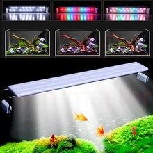 Planten Groeien Verlichting Aquarium Verlichting Kleine Clip Lichten Aquarium Bestraling Accessoires Led Licht Decoratie Lamp