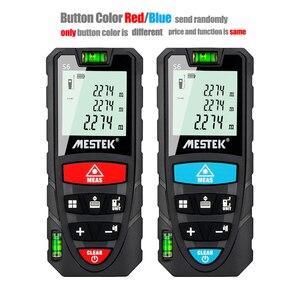 Image 2 - MESTEK Laser Distance Meter 50/70/100m Laser Meter Trena a Laser Range Finder Metro Laser Build Measure Device Ruler Test Tool