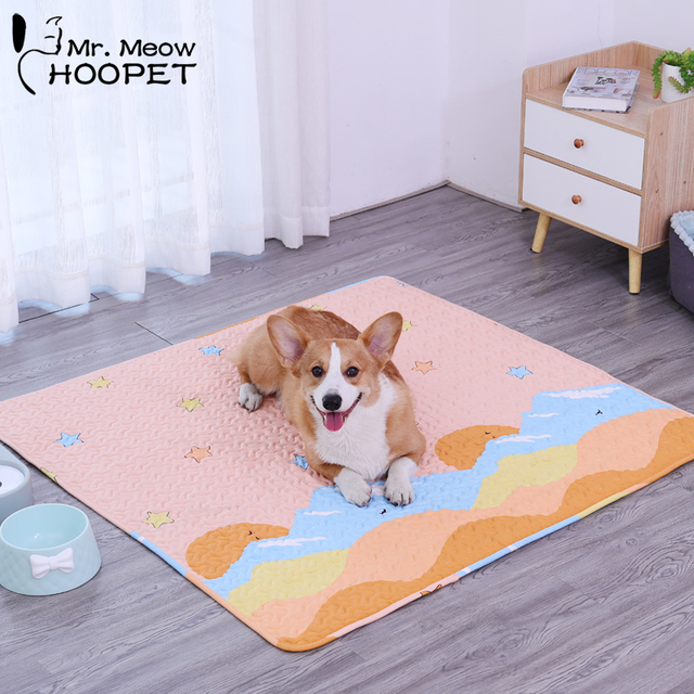 Durable Plush Comfortable Pet Mat For Cats & Dogs  2