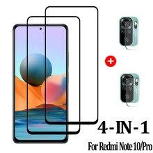 Redmi Note10 5G זכוכית מצלמה מגן Redmi Note10 Pro מגן זכוכית ל Xiaomi Redmi Note 10 Pro מגן מסך זכוכית מחוסמת הערה 10 פרו 10Pro Glass Film