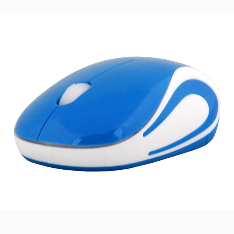 USB 2.4 GHz Wireless Cordless Optical Mini Laptop Notebook Mouse Mice Portable Ergonomic Computer Silent PC Laptop Accessories