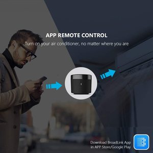 Image 2 - Broadlink RM4 Mini RM Mini3 RM4C Mini BestCon WiFi Hogar Inteligente otomasyon akıllı ev uzaktan destek Alexa Google ev Mini