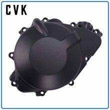 цена на CVK Engine Cover Motor Stator Cover CrankCase Cover Shell For Honda CBR929RR 2000 2001 CBR954RR 2002 2003 CBR 929 954 RR