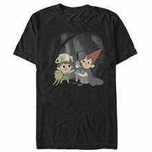 Over the Garden Wall I See You Mens Graphic T Shirt(China)