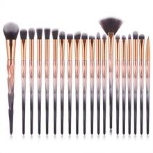 Eyeshadow Beauty Health Tools makeup brush set