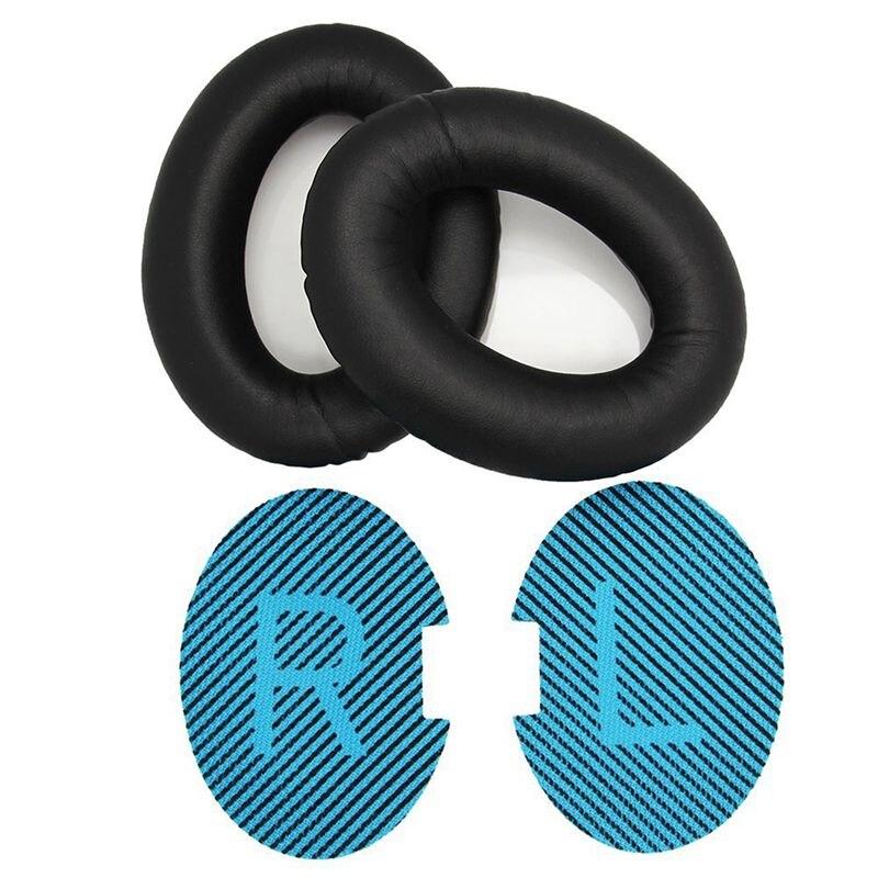 Запасные накладки для ушей, поролоновые накладки на наушники, запасная подушка для ушей с эффектом памяти для BOSE QuietComfort15 QC2 QC15 QC25 QC35 AE2, AE2