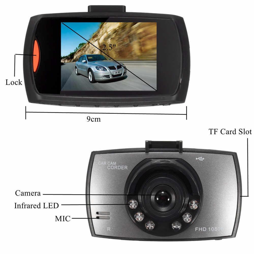 "Задний видеорегистратор ночного видения g-сенсор Парковка HD 2,5 ""lcd 1080P автомобиль DVR камера видеорегистратор камера ночного видения"