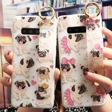 Cartoon Phone Holder Case For Samsung Galaxy A50