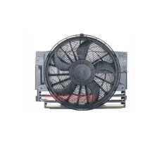 Ventilador de refrigeração para bmw x5 e53, ventilador eletrônico do condensador, ventilador do tanque de água para bmw x5 e53 2000-2006