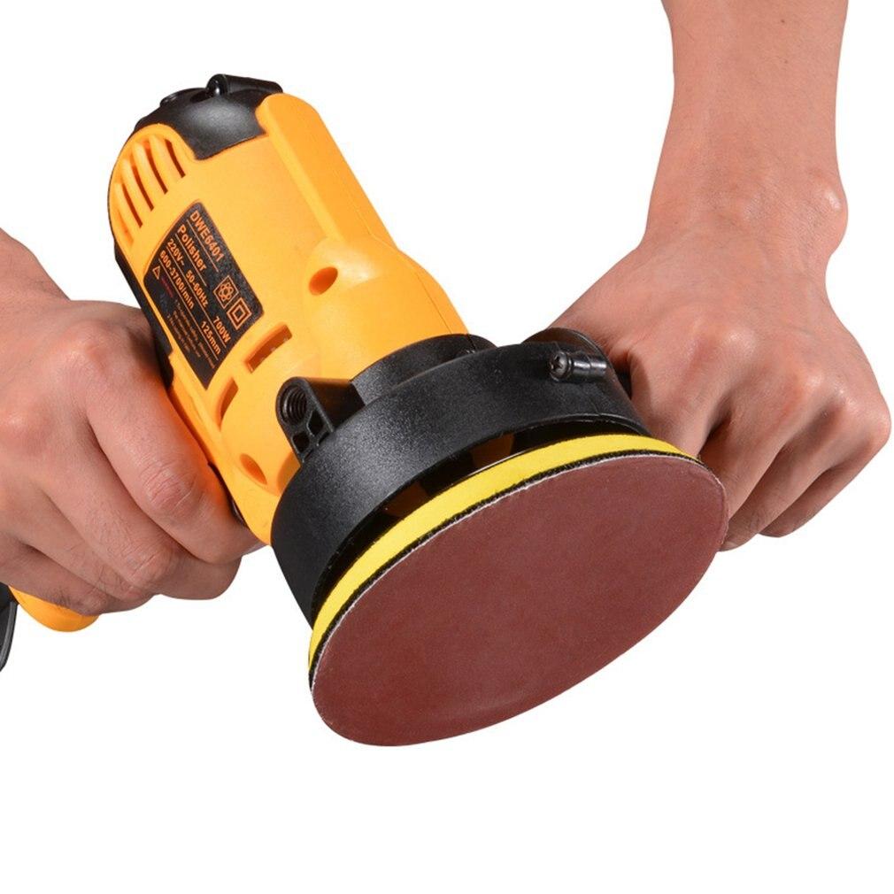 Auto Polieren Maschine Schönheit Werkzeuge Boden Elektrische 220V Hause Scratch Reparatur Abdichtung Polieren Maschine