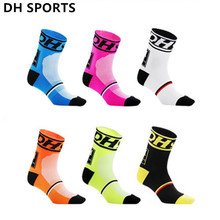 Cycling-Socks Bike Riding Professional SPORTS Women Outdoor Quality Brand New for Racing