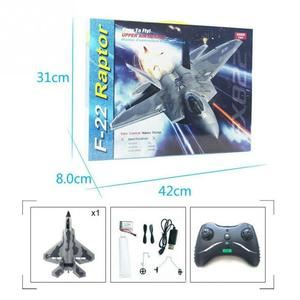 Image 4 - F22 Foam Remote Control RC Fighter 2.4GHz Model Gift Kids Toy For Phantom 3.0