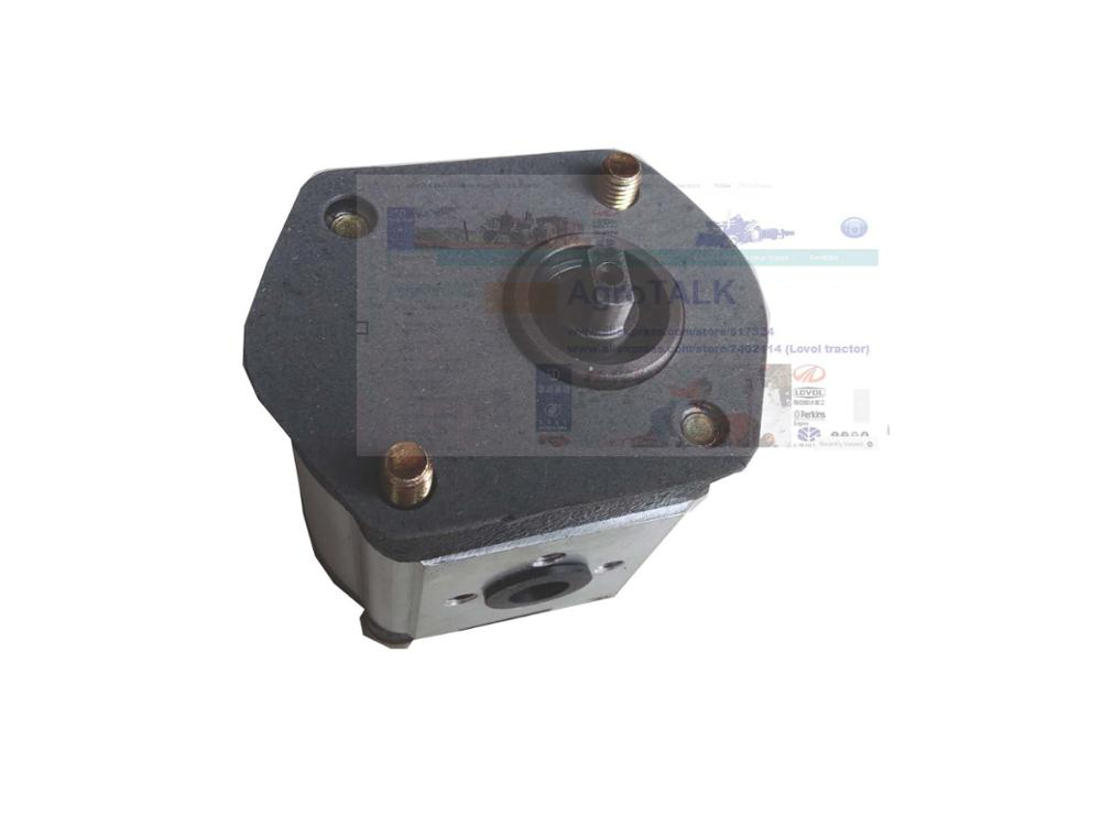 CBJ30-F14L-W5B, The Hydraulic Gear Pump For Foton Lovol FT254 Tractor, Part Number: FT254.58.010