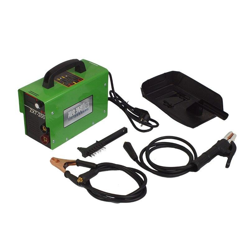 Welding machine household 220V small ZX7 200 IGBT DC inverter welding machine|TIG Welders|   - title=