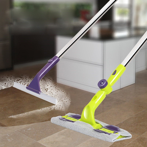 Telescopic Mop Double-sided Wi