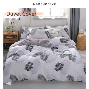 Dansunreve Duvet Cover Cat Floral Geometric Bed Sheet 150 Comforter Quilt Case Pillowcase 240x220 Single Queen Twin King Size