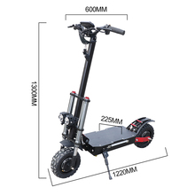 11in Electric Scooter OffRoad 60V Dual Motor 3200W 80km/h High Speed E Scooter Electric kick Hoverboard Adults Patinete Electric