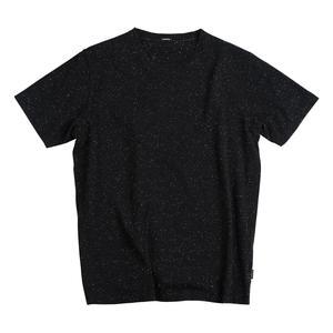 Image 5 - SIMWOOD 2020 קיץ חדש צבע כותנה חוט דוט מחשוף חולצה גברים חולצות באיכות גבוהה בתוספת גודל מותג בגדי 190475