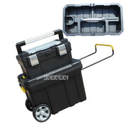 Multi-functional Trolley Tool Box Household PP Plastic Hardware Toolbox Movable Large Plastic Toolbox Thickened With Wheels
