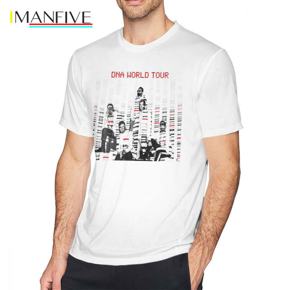 Backstreet Boys T Shirt GIRLS LIKE BACKSTREET BAYAM BOYS 1 T-Shirt Men Short-Sleeve Tee Shirt 100 Percent Cotton Beach Tshirt