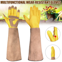 Gardening-Gloves Pruning Rose with Long Forearm-Protection Gauntlets Unisex TB Sale Thorn