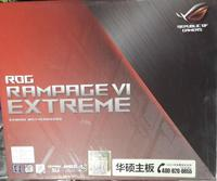 ASUS ROG RAMPAGE VI EXTREME  R6E  X299 Mainboard Support LGA2066 DDR4 Dual M.2 Extension Card Desktop Motherboard