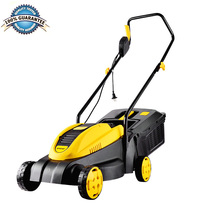 1300 ワット電気ロータリー芝刈り機ガーデン草カッター効率的な芝刈り機園芸ツールホーム刈る人加工センター