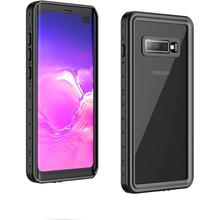 For Galaxy S10 S10plus Waterproof case Shock Dirt Snow Proof Protection for Samsung Galaxy S8 S9