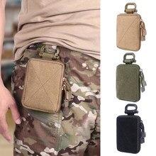 Sac à outils multifonctionnel EDC, accessoires, sacs, pochette de taille Molle, Camping en plein air, Camping, chasse, éléments portables en plein air