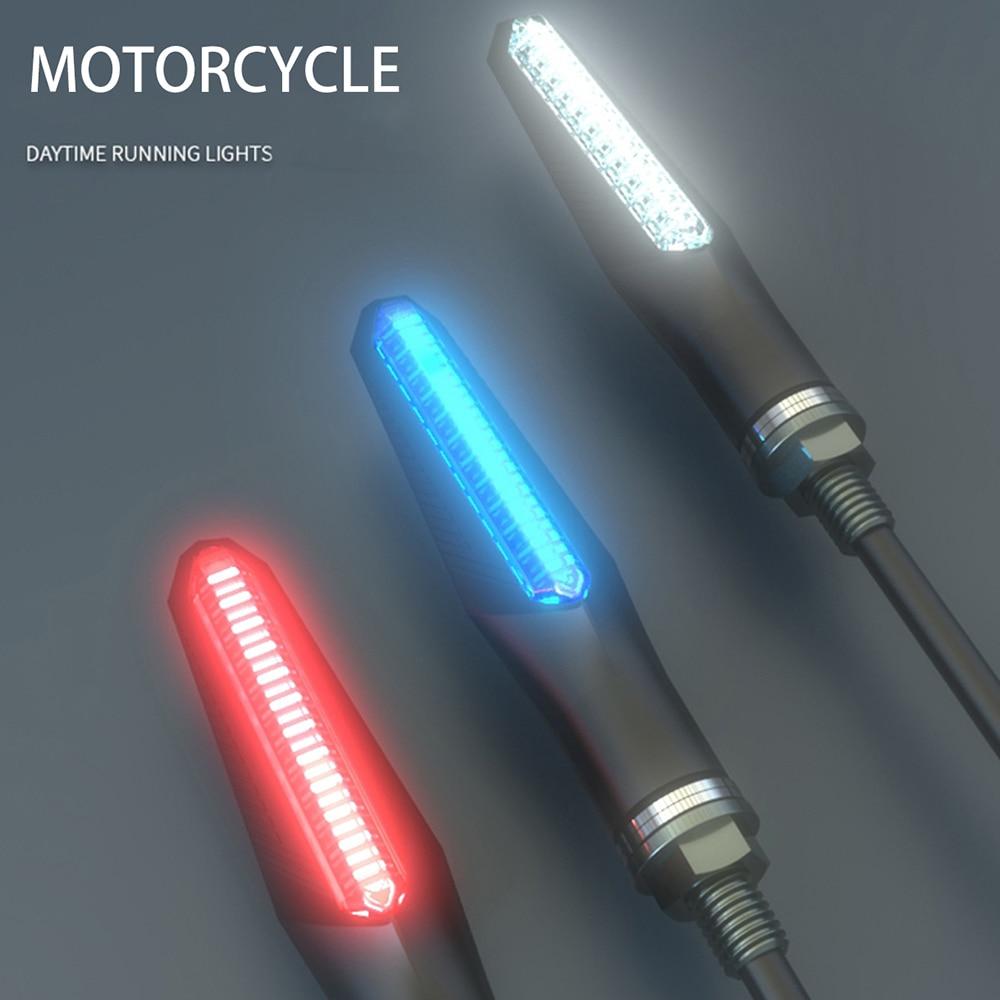 SPIRIT BEAST Motorcycle Turn Signal Light For Royal Enfield Honda Yamaha Jawa Harley Suzuki Benelli Triumph Bmw Ducati Kawasaki