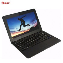 2019 BDF New 10.1 Inch Notebook Laptop 10 Inch Quad Core Android 6.0 7029 1.5 GHZ  Wifi Bluetooth Mini